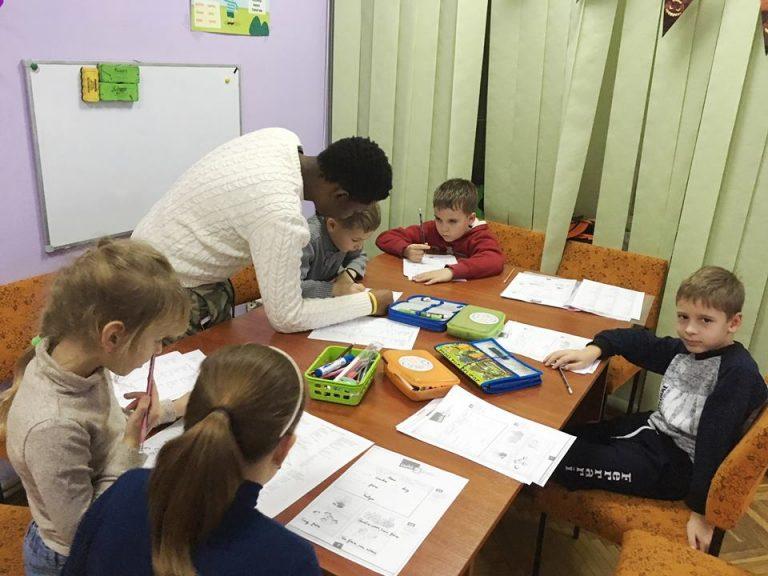 курсы французского для школьников